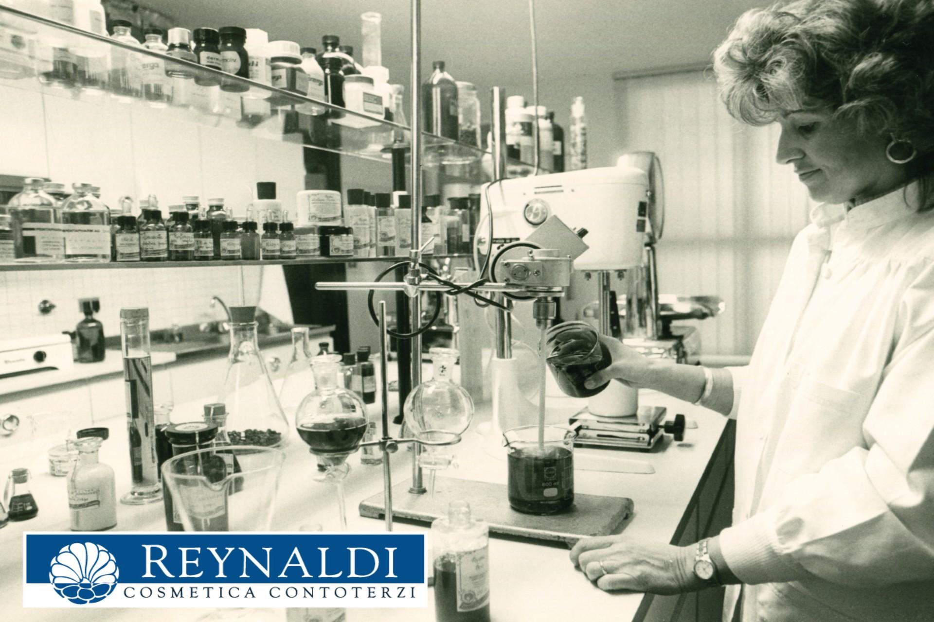 Reynaldi SRL: origine azienda